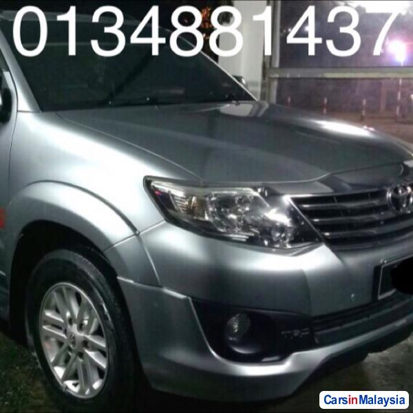 Picture of Toyota Fortuner Automatic 2013