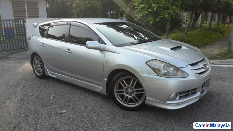 Toyota Caldina Automatic 2010 - image 2