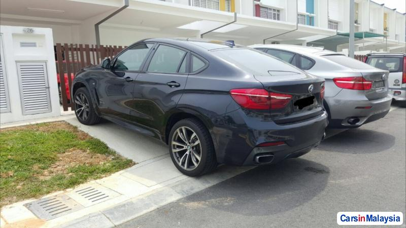 BMW X Automatic 2012 in Selangor