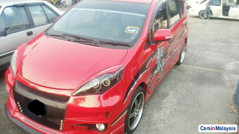 Perodua Alza Automatic 2013 in Malaysia