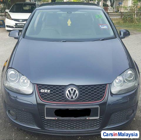 Picture of Volkswagen Golf Semi-Automatic 2008