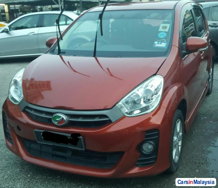 Picture of Perodua Myvi Manual 2013