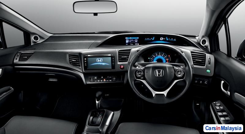Picture of Honda Civic Automatic in Kuala Lumpur