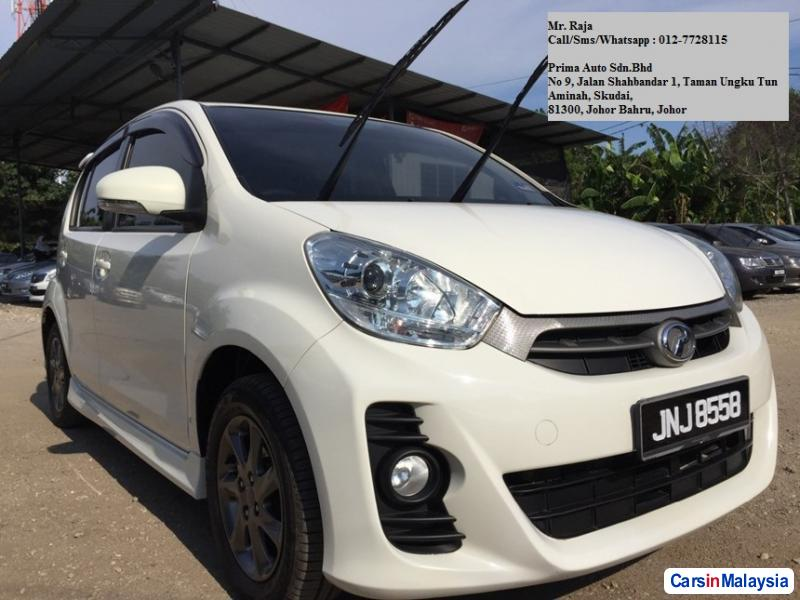 Picture of Perodua Myvi Automatic 2012