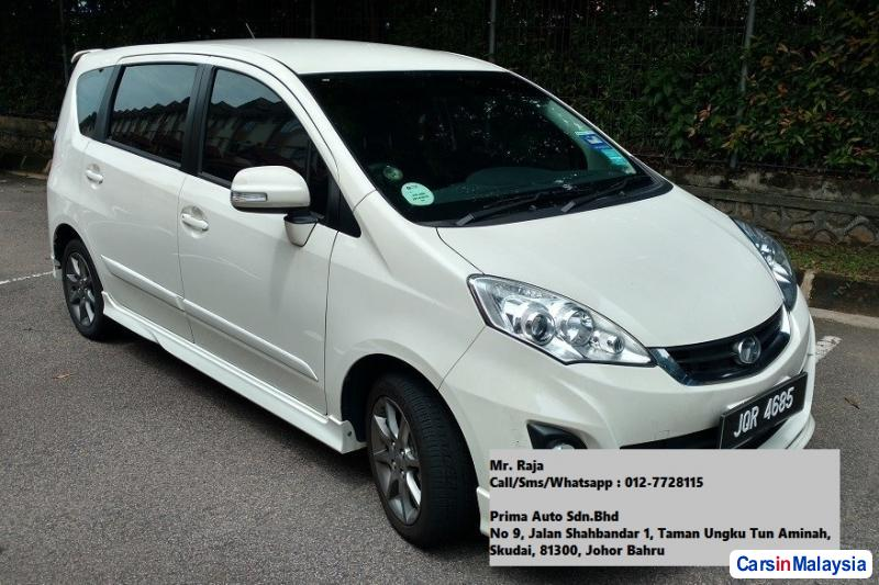 Picture of Perodua Alza Automatic 2015