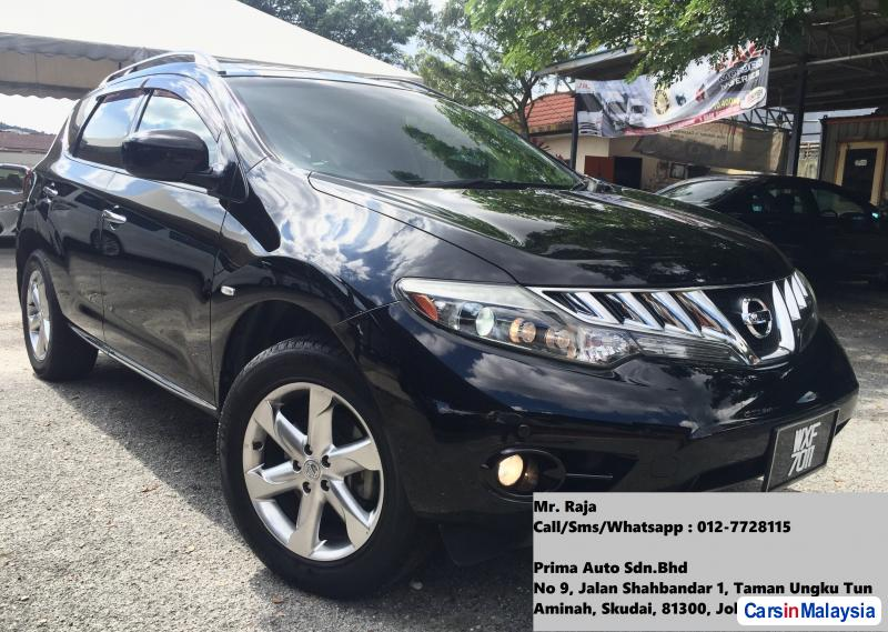 Picture of Nissan Murano Automatic 2012