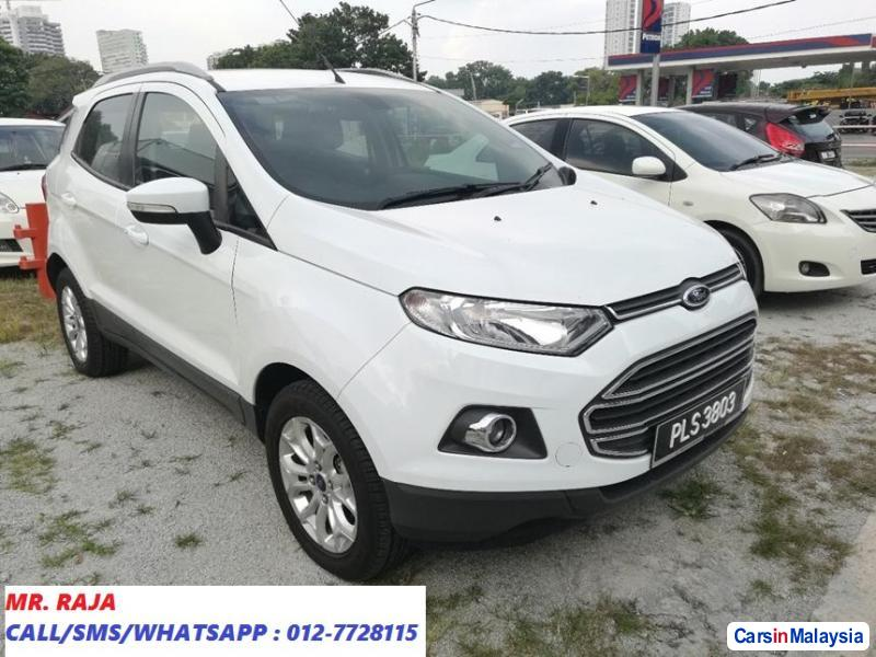 Picture of Ford EcoSport Automatic 2014