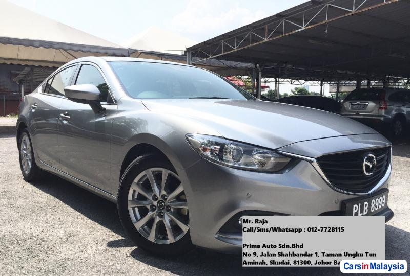 Pictures of Mazda 6 Automatic 2013