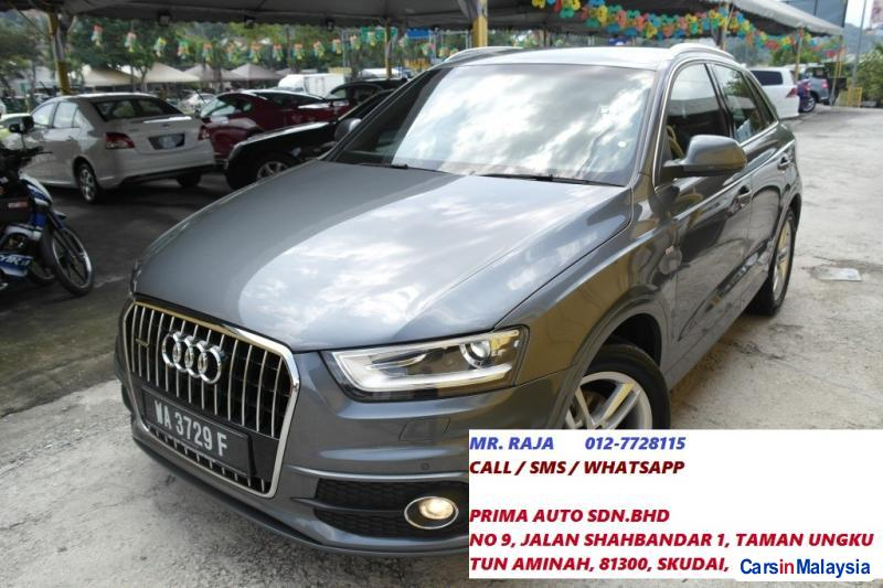 Picture of Audi Q3 Automatic 2015