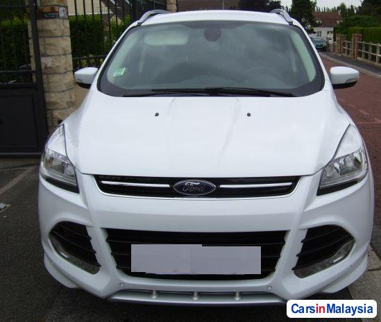 Picture of Ford Kuga Manual 2015