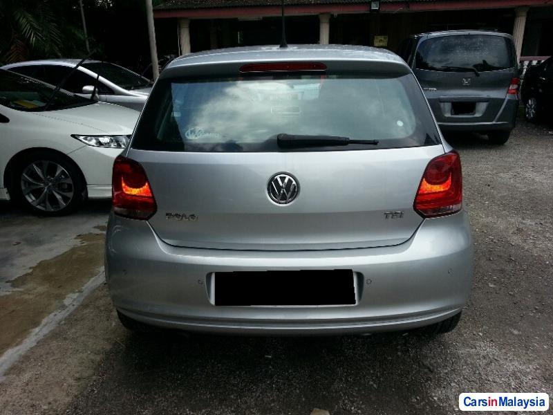 Volkswagen Polo Semi-Automatic 2011 in Kuala Lumpur
