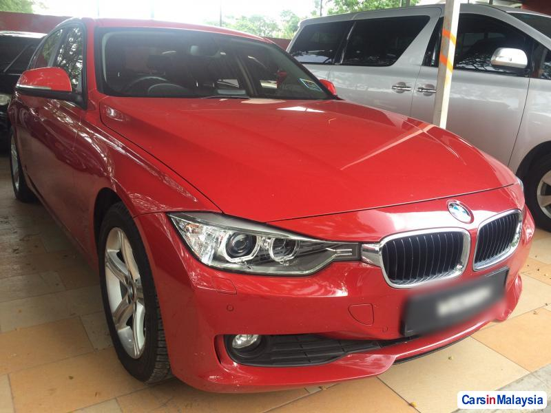 Picture of BMW 3 Series Automatic 2014