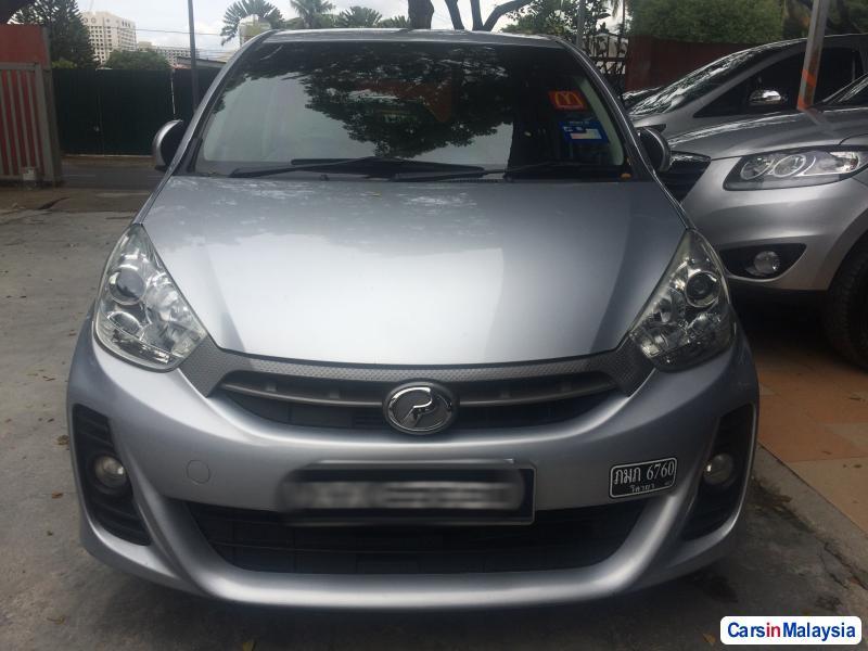 Picture of Perodua Myvi 2013
