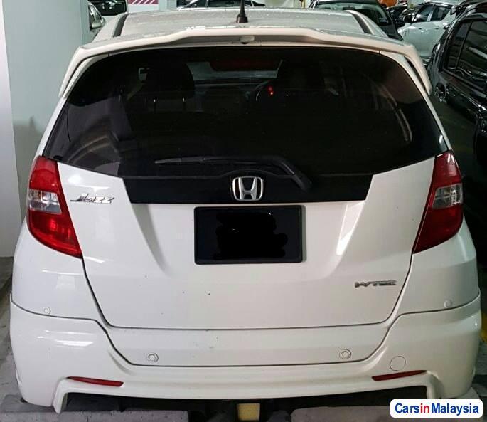 Honda Jazz Automatic 2014