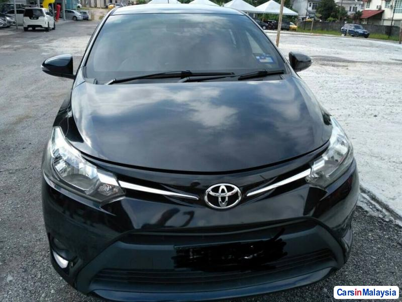 Pictures of Toyota Vios Automatic 2013