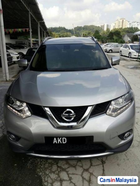 Picture of Nissan X-Trail Automatic 2015