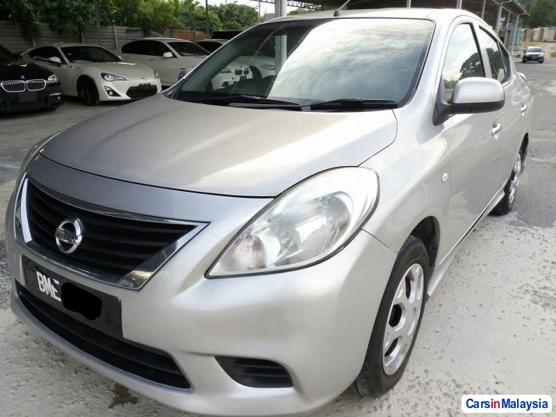 Nissan Almera Automatic 2013 in Kuala Lumpur