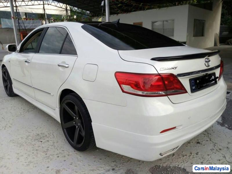 Toyota Camry Automatic 2010 in Malaysia