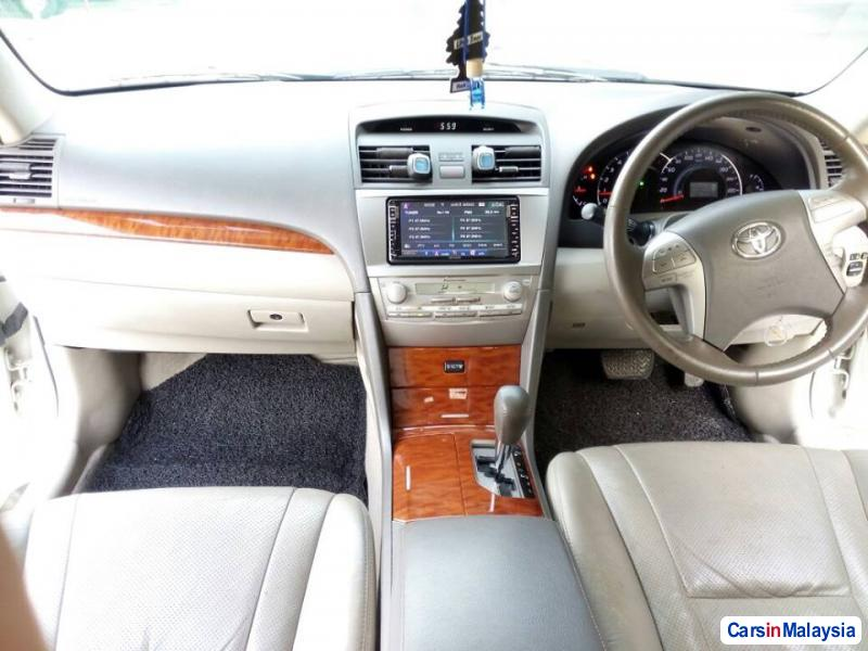 Picture of Toyota Camry Automatic 2010 in Kuala Lumpur