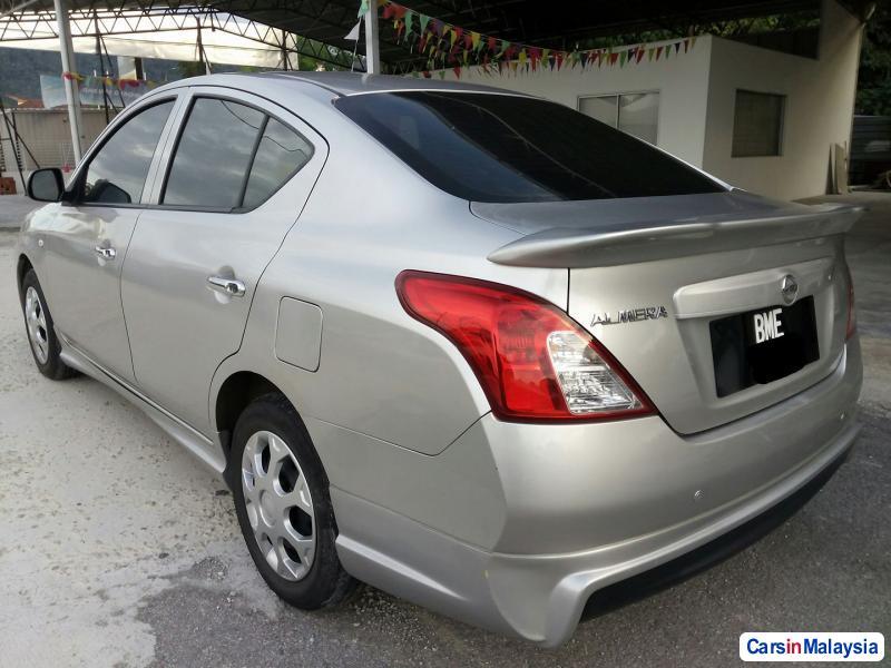 Picture of Nissan Almera Automatic 2013 in Kuala Lumpur
