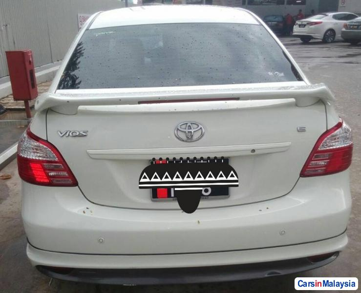Picture of Toyota Vios Automatic 2011 in Malaysia