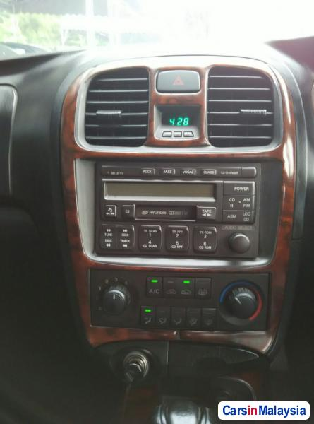 Hyundai Sonata Automatic 2005 - image 11