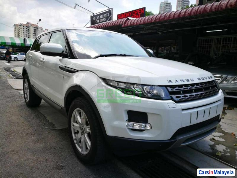 Pictures of Land Rover Range Rover Automatic 2013