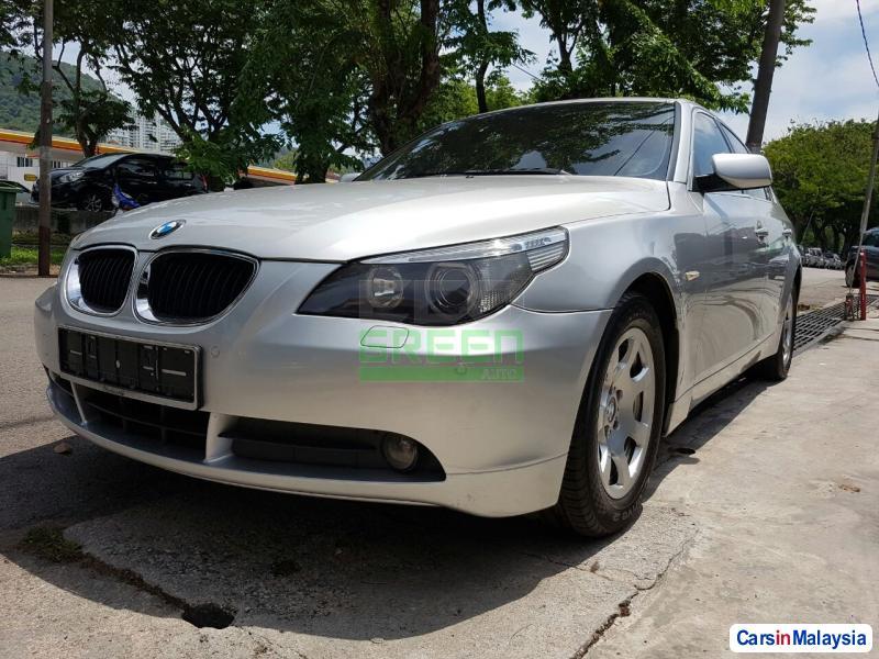 BMW 5 Series Automatic 2005