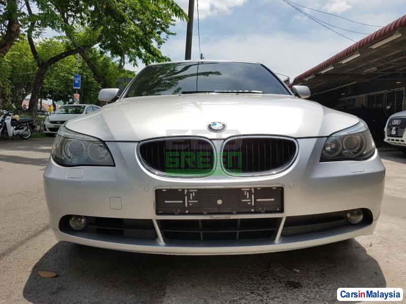 BMW 5 Series Automatic 2005 in Penang