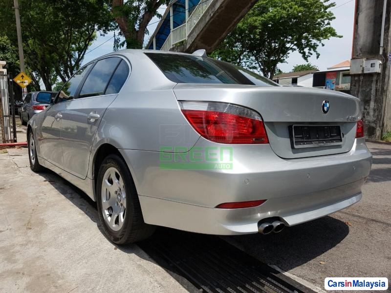 BMW 5 Series Automatic 2005 in Malaysia