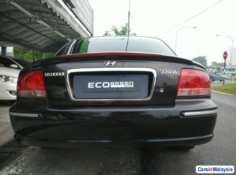 Picture of Hyundai Sonata Automatic 2005 in Penang