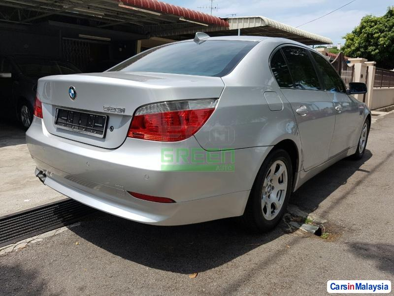 Picture of BMW 5 Series Automatic 2005 in Penang