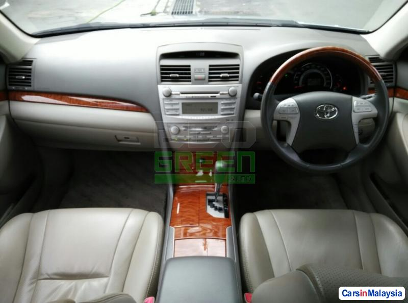Toyota Camry Automatic 2012 in Malaysia - image
