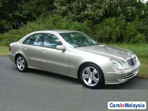 Picture of Mercedes Benz E240 2006