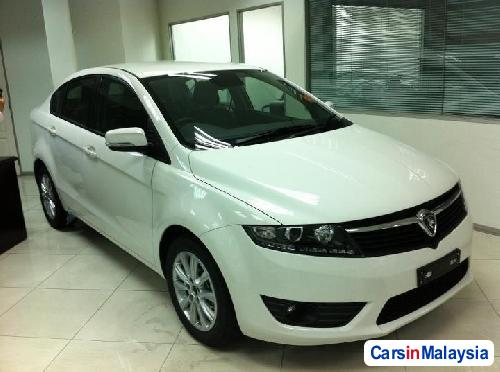 Pictures of Proton Preve Automatic 2012