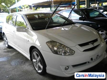 Pictures of Toyota Caldina Automatic 2007
