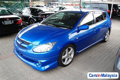 Pictures of Toyota Caldina Automatic 2009