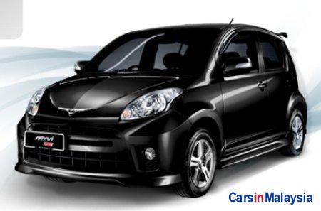 Picture of Perodua Myvi Automatic 2008