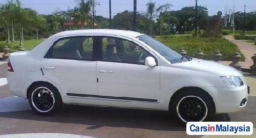 Picture of Proton Saga Manual 2009