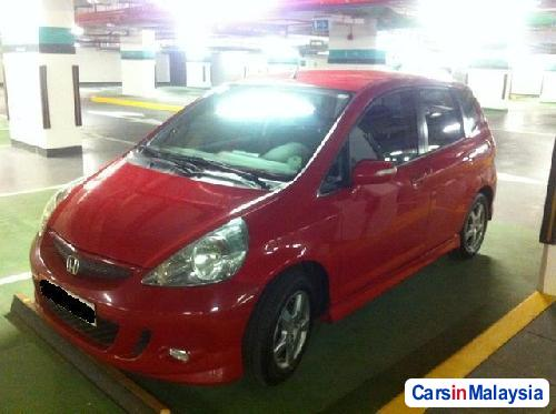 Picture of Honda Jazz 2010