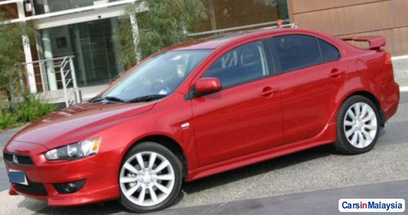 Pictures of Mitsubishi Lancer Automatic 2009