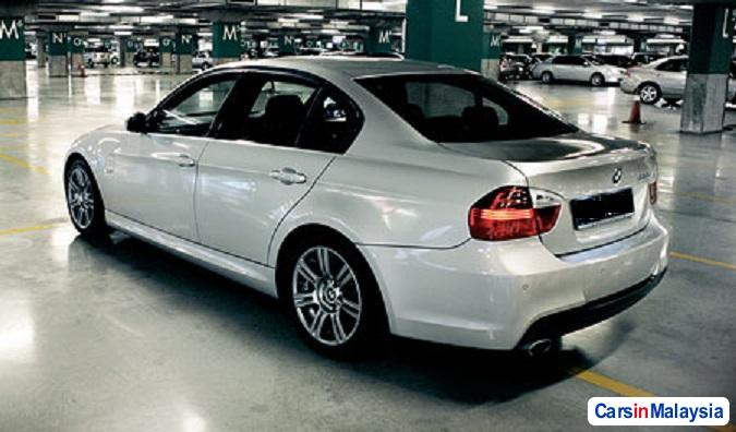 Picture of BMW 3 Series Automatic 2010