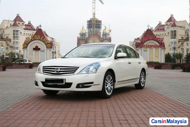Picture of Nissan Teana Automatic 2012