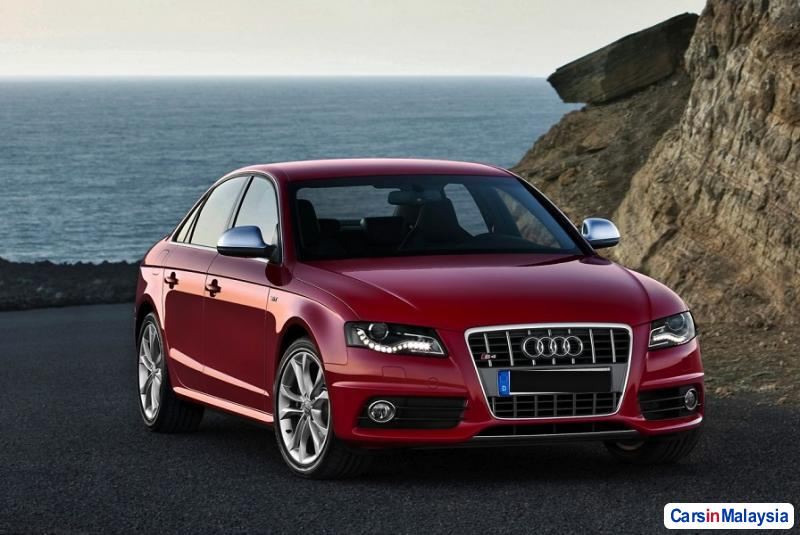 Pictures of Audi S4 Automatic 2010