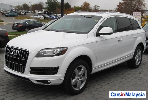 Picture of Audi Q7 Automatic 2012
