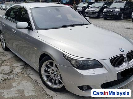 Picture of BMW 5 Series Automatic 2006