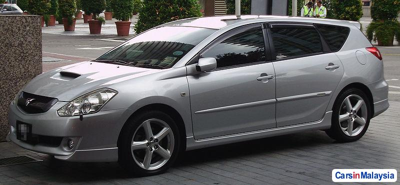Pictures of Toyota Caldina Automatic 2008