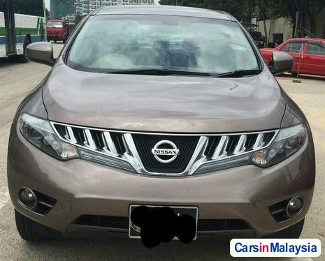 Picture of Nissan Murano 2.5-LITER LUXURY FAMILY SUV Automatic 2012