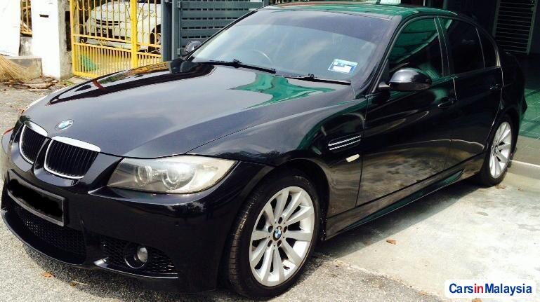 Pictures of BMW 3 Series 2.0-LITER LUXURY SEDAN Automatic 2008