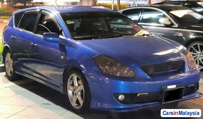 Picture of Toyota Caldina Automatic 2010